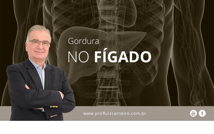 Sintomas de Gordura no Fígado - Por Prof. Dr. Luiz Carneiro