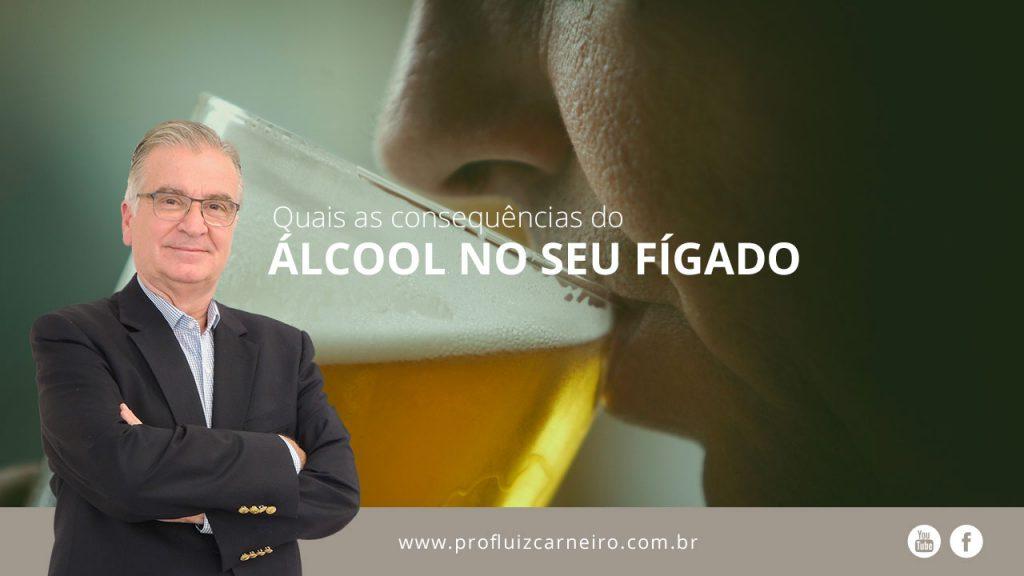 Quais as consequências do álcool no seu fígado | Por Prof Luiz Carneiro CRM 22761 | Diretor do serviço de transplante e cirurgia do fígado do hospital das clínicas da faculdade de medicina da USP.