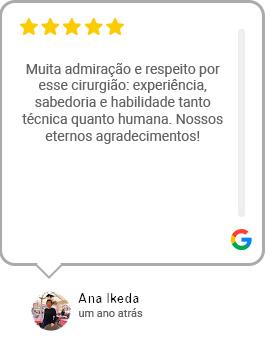 Avaliação | Dr. Luiz Carneiro CRM 22761