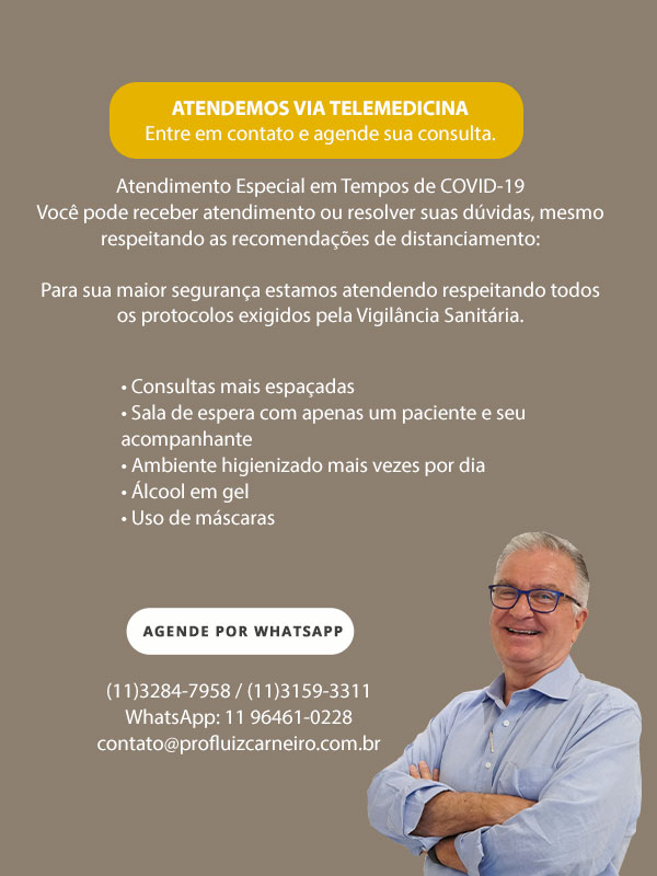 Prof Dr. Luiz Carneiro CRM 22761