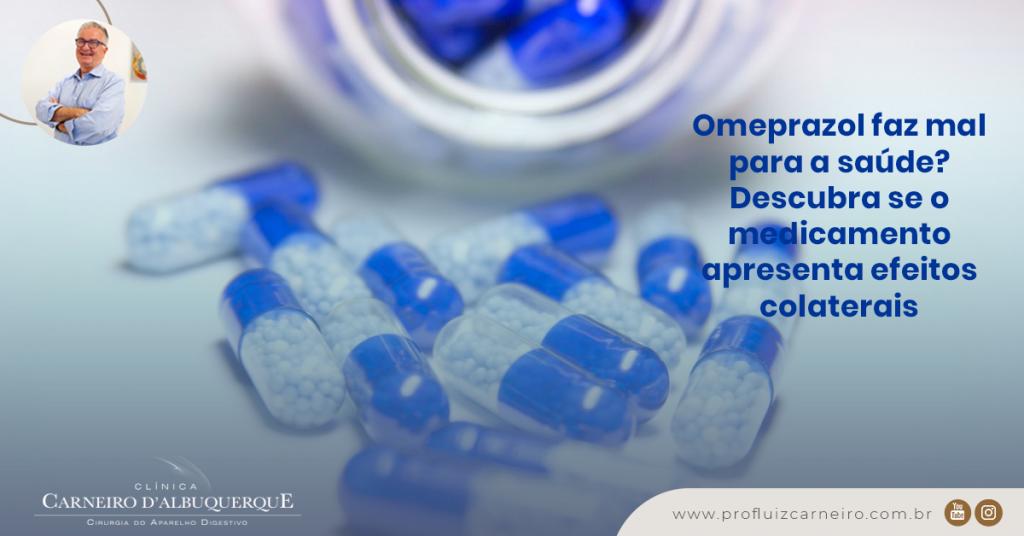 A imagem mostra uma foto de um conjunto de cápsulas de remédio.
