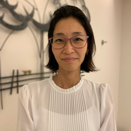 Dra. Alice Tung Wan Song   Prof Dr. Luiz Carneiro