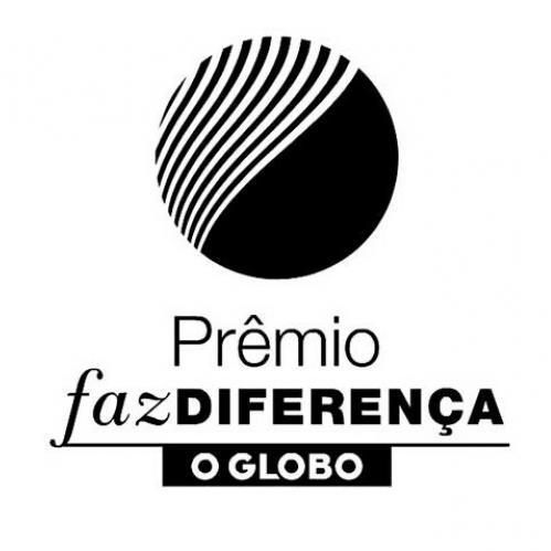 Prêmio faz Diferença -  O Globo   Prof Dr. Luiz Carneiro CRM 22761